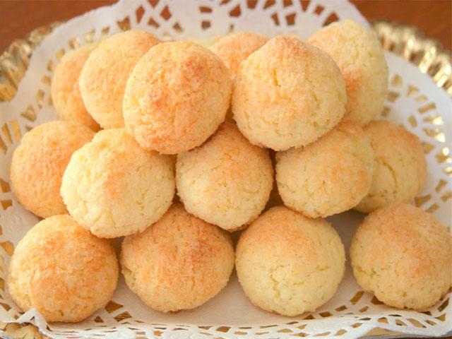 Печенье через мясорубку с маргарином - пошаговый рецепт с фото на Повар.ру | 480x640