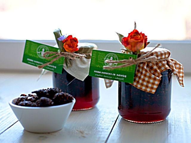Варенье из еловых шишек рецепт с фото пошагово
