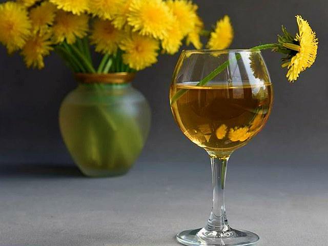 Вино из цветков одуванчика рецепт — pic 4