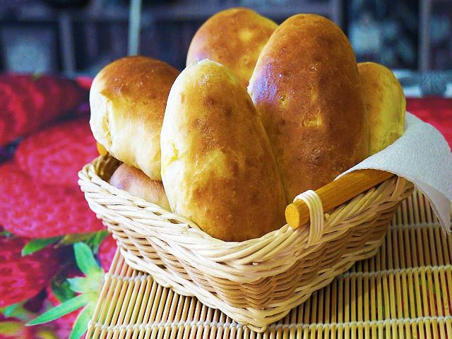 Пирожки с капустой в духовке — 6 рецептов из вкусного теста