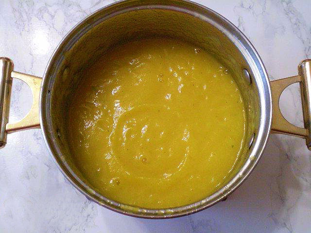 Варенье из кабачков с апельсином и корицей