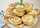 Оладьи на кефире с содой — рецепт приготовления пышных оладушек