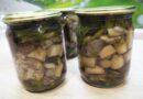 Маринованные подберезовики — рецепт приготовления на зиму