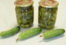 Салат из огурцов «Зимний король» — простой рецепт на зиму
