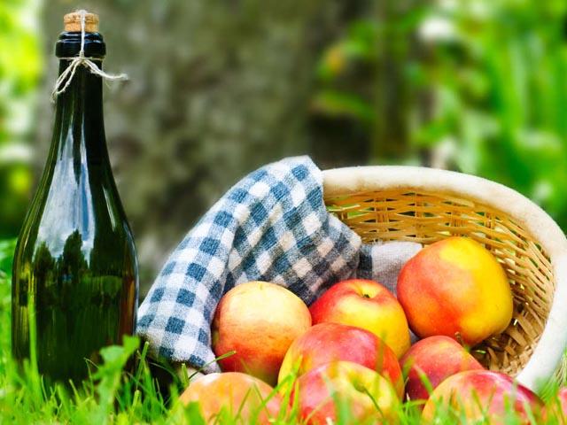 Вино из яблок — 7 простых рецептов в домашних условиях