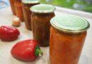 Лечо из болгарского перца с морковью и луком на зиму — рецепт «пальчики оближешь»