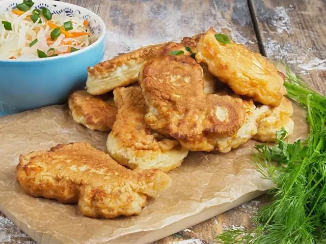 почему курица в кляре рецепт с фото пошагово следуете