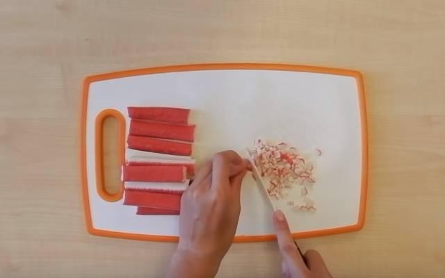 Роллы из лаваша с крабовыми палочками — 13 очень вкусных рецептов