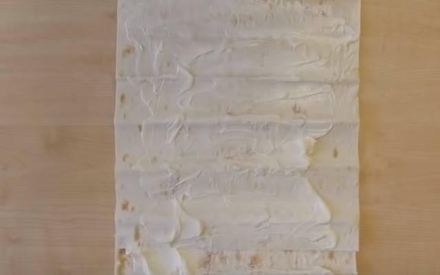 Как приготовить крабовые палочки в лаваше