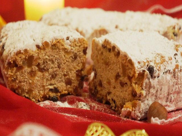 Штоллен — классические рецепты немецкого рождественского кекса