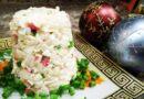 Салаты с кальмарами на новый год: что готовить новое и интересное