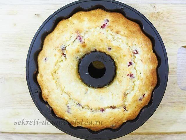 Творожный кекс пошаговый фото-рецепт + видео