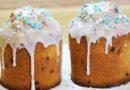 Пасхальный кулич без дрожжей — самый вкусный рецепт