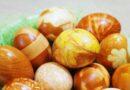 Как покрасить яйца на Пасху натуральными (природными) красителями