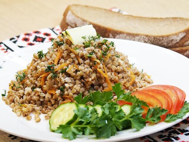 Гречка с овощами — пошаговый рецепт приготовления