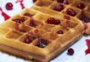 Бельгийские вафли — 4 рецепта для электровафельницы