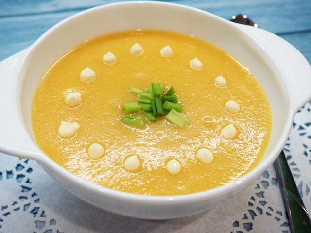 Суп-пюре из кабачков с картофелем — пошаговый рецепт приготовления