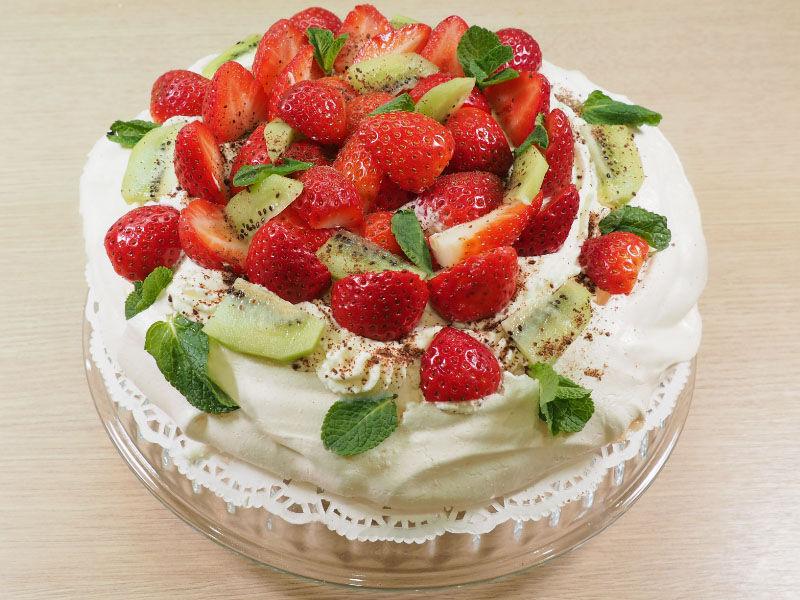 Торт Павлова — классический рецепт торта в домашних условиях
