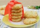 Печенье из кокосовой стружки — вкусный рецепт
