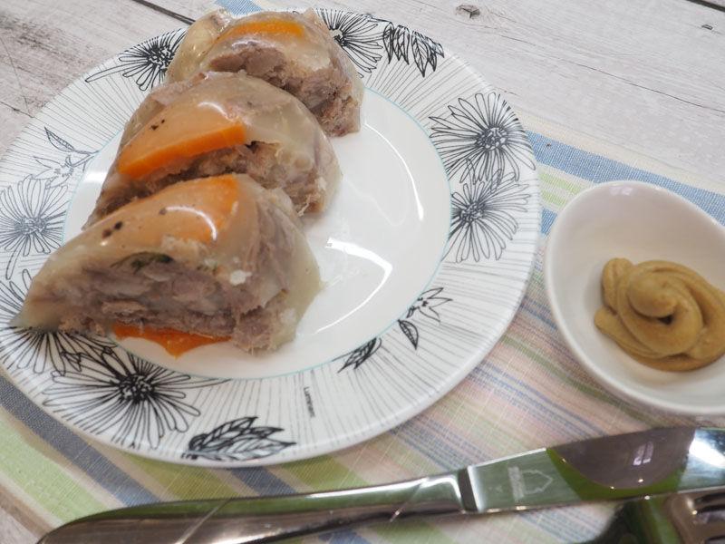 Холодец из свиных ножек и рульки — рецепт прозрачного холодца